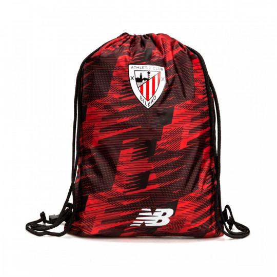 fresa Instrumento celestial  Bolsa New Balance AC Bilbao Graphic 2019-2020 Red - Tienda de fútbol Fútbol  Emotion