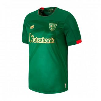 Playera New Balance AC Bilbao Segunda Equipación 2019-2020 Niño Green