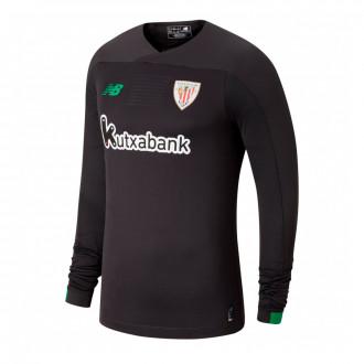 Camiseta  New Balance AC Bilbao Primera Equipación Portero 2019-2020 Negro
