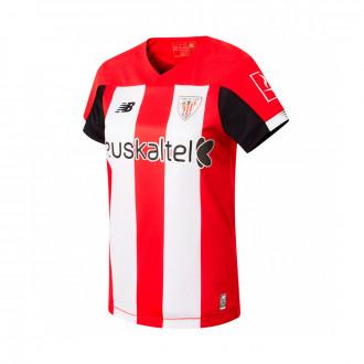 Camiseta  New Balance AC Bilbao Primera Equipación Euskaltel 2019-2020 Mujer nulo