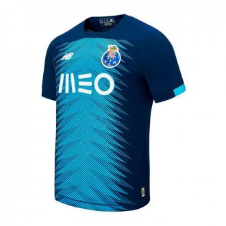Camisola  New Balance FC Porto Equipamento Alternativo SS 2019-2020 Crianças nulo