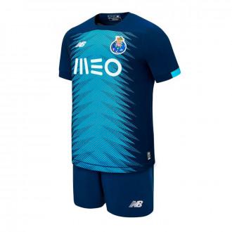 Conjunto  New Balance FC Porto Equipamento Secundário 2019-2020 Crianças ( sem meias) nulo