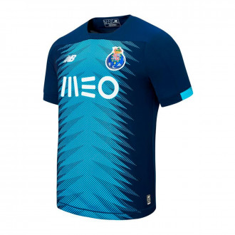 Playera  New Balance FC Porto Tercera Equipación SS 2019-2020 Blue