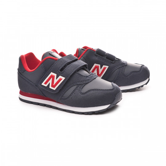 online store 32148 ef924 Trainers New Balance 373 Navy-Red
