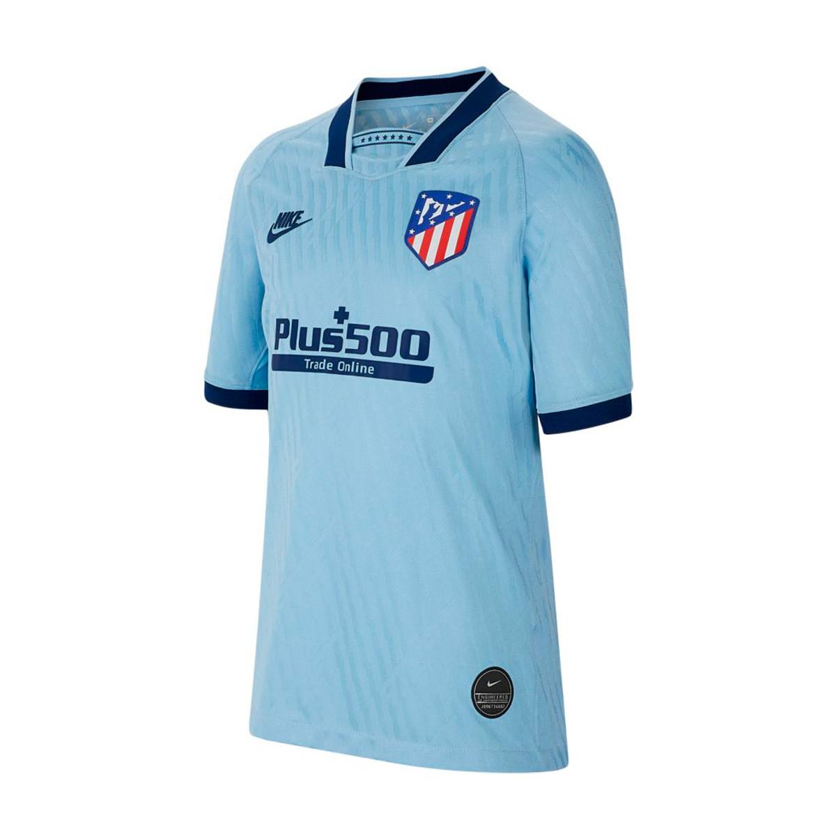 navegar por las últimas colecciones vendible bien conocido Nike Atletico de Madrid Breathe Stadium Tercera Equipación 2019-2020 Niño  Jersey