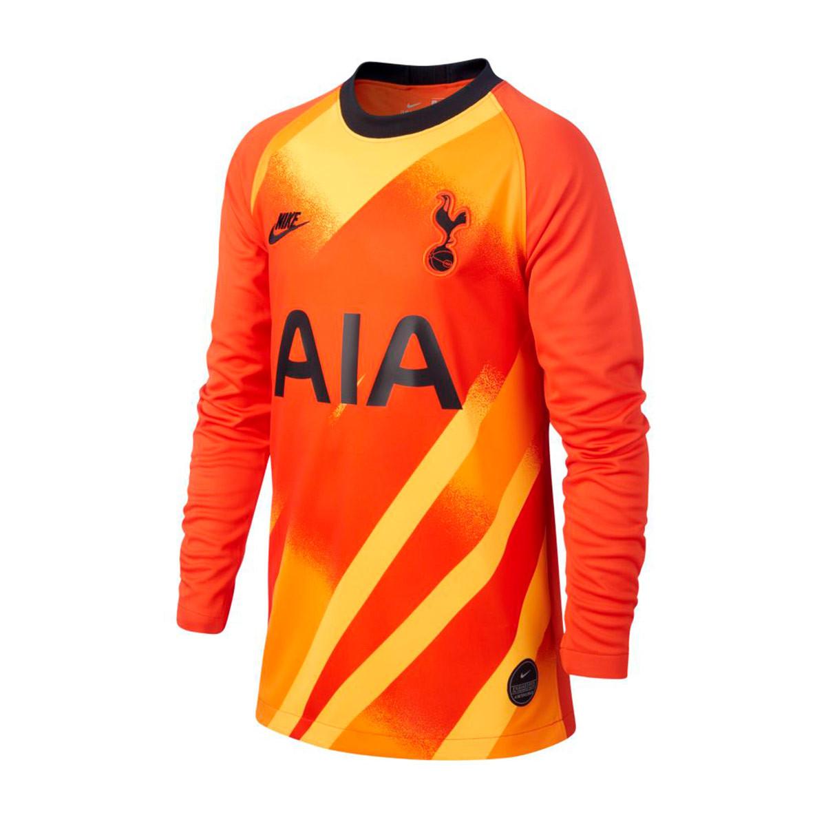 on sale 65a8e b781d Camiseta Tottenham Hotspur Breathe Stadium Portero 2019-2020 Niño Team  orange-Black