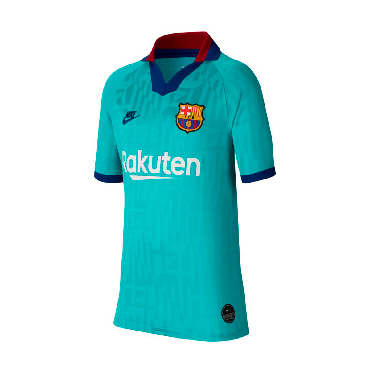 programa Intentar Vinagre  Jersey Nike Kids FC Barcelona Breathe Stadium 2019-2020 Third Cabana-Deep  royal blue - Football store Fútbol Emotion
