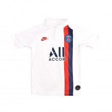 Paris Saint-Germain Breathe Stadium Equipamento Alternativo 2019-2020 Criança