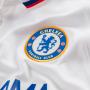Camiseta Chelsea FC Breathe Stadium Segunda Equipación 2019-2020 Niño White-Rush blue