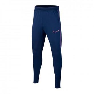 Pantalón largo Nike Tottenham Hotspur Dry Strike 2019-2020 Niño Binary blue-Action grape
