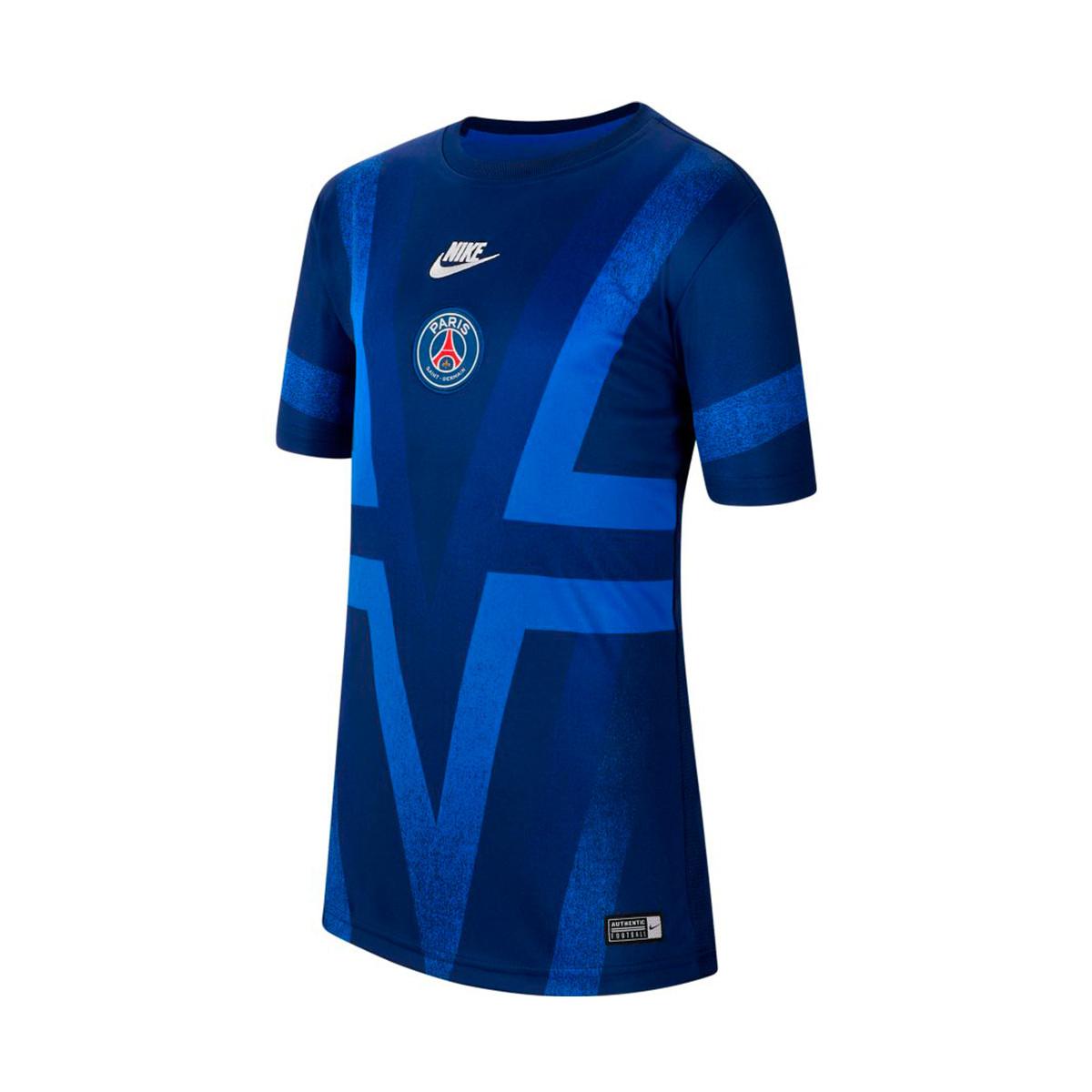 Camisola Nike Paris Saint Germain Dry 2019 2020 Niño