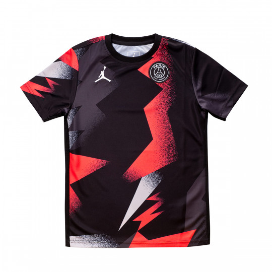 Camisola Nike Paris Saint Germain Dry Equipamento Suplente 2019 2020 Crianca Black White Loja De Futebol Futbol Emotion