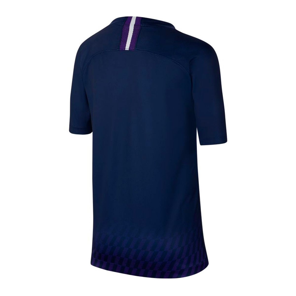 Jersey Nike Kids Tottenham Hotspur Breathe Stadium 2019 2020 Away Binary Blue White Football Store Futbol Emotion