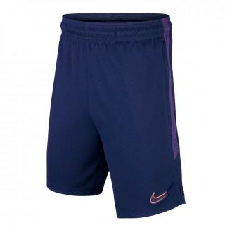 Short Nike Tottenham Hotspur Dry Strike 2019-2020 Niño Binary blue-Action grape