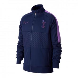 Veste Nike Tottenham Hotspur I96 2019-2020 Enfant Binary blue