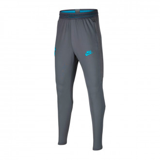 Pantalón largo Nike Tottenham Hotspur Dry Strike 2019-2020 Niño Flint grey-Dark grey-Blue fury