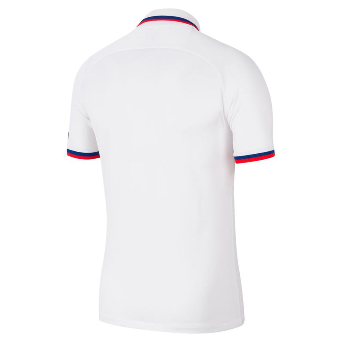 wholesale dealer fdd2a eedae Camiseta Chelsea FC Breathe Stadium Segunda Equipación 2019-2020 White-Rush  blue