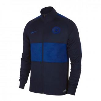 Chaqueta Nike Chelsea FC Dry Strike 2019-2020 Obsidian-Rush blue
