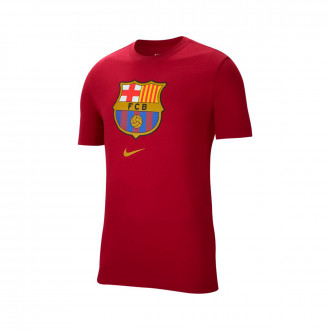 Camiseta Nike FC Barcelona Evergreen 2019-2020 Noble red