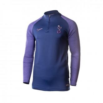 Sweatshirt Nike Tottenham Hotspur Dry Strike Dril 2019-2020 Binary blue-Action grape