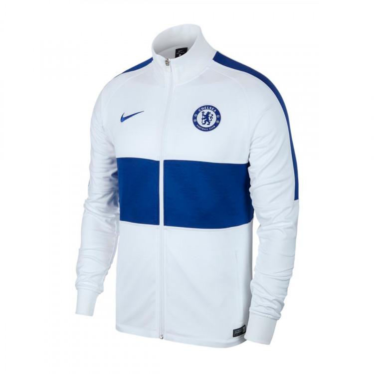 huge selection of 80786 2edae Chaqueta Chelsea FC Dry Strike 2019-2020 White-Rush blue