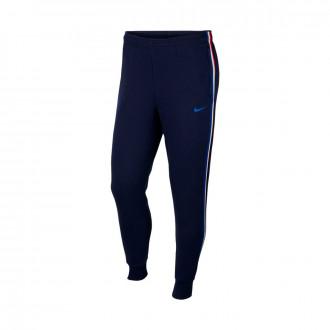 Pantalón largo Nike Chelsea FC GFA 2019-2020 Obsidian-Rush blue