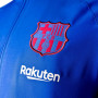 Chándal FC Barcelona Dry Strike Mujer 2019-2020 Lyon blue-Noble red