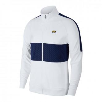 Veste Nike Tottenham Hotspur I96 2019-2020 White-Binary blue