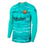 FC Barcelona Breathe Stadium Portero 2019-2020 Hyper jade-Black