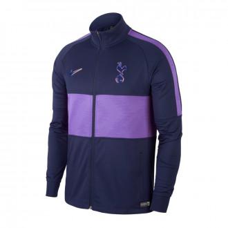 Veste Nike Tottenham Hotspur Dry Strike 2019-2020 Binary blue-Action grape