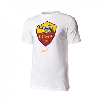 Camisola Nike SL Roma Evergreen 2019-2020 White