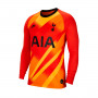 Camiseta Tottenham Hotspur Breathe Stadium Portero 2019-2020 Team orange-Black
