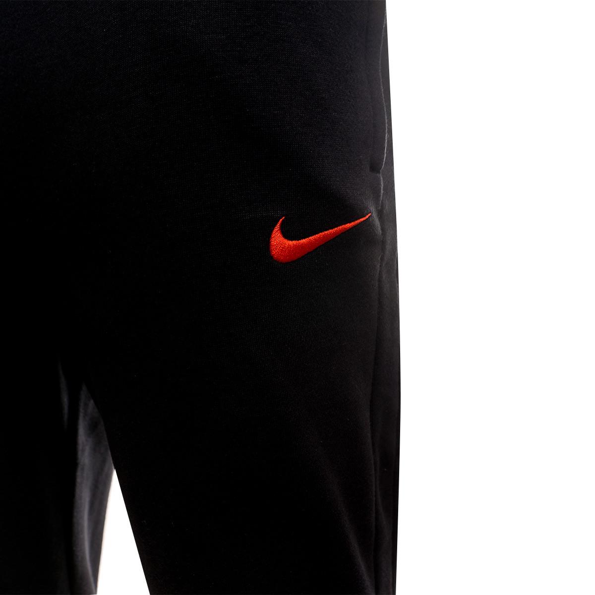 cortina Contiene Advertencia  Long pants Nike Atletico de Madrid GFA 2019-2020 Black-Challenge red -  Football store Fútbol Emotion