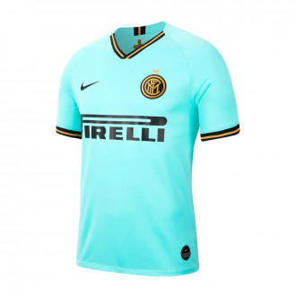 Maglia Nike Inter Milan Breathe Stadium Away 2019-2020 Tropical twist-Black