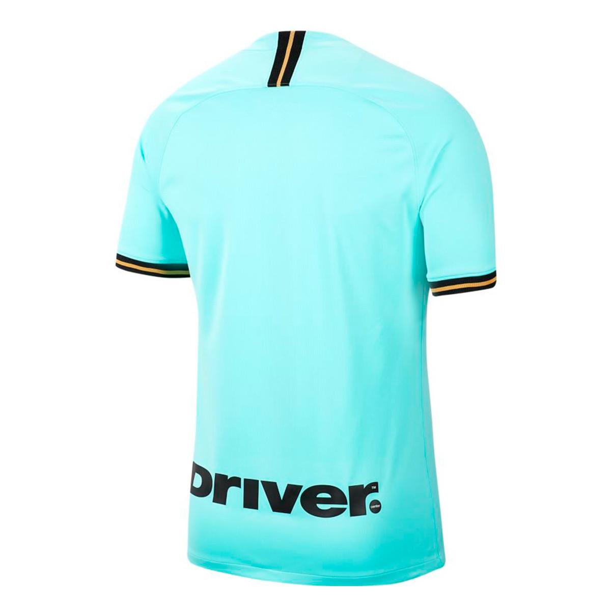 best website c51a4 cc23f Camiseta Inter Milan Breathe Stadium Segunda Equipación 2019-2020 Tropical  twist-Black