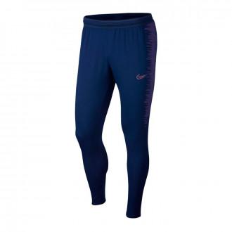 Pantalón largo Nike Tottenham Hotspur Vaporknit Strike 2019-2020 Binary blue-Action grape