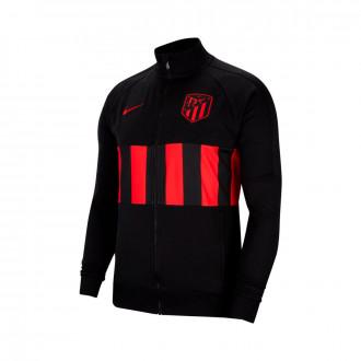 Casaco Nike Atletico de Madrid I96 2019-2020 Black-White-Challenge red