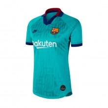 Woman FC Barcelona Breathe Stadium 2019-2020 Third