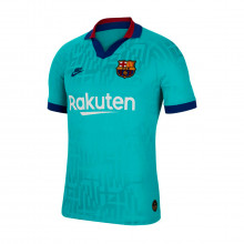 FC Barcelona Vapor Match Equipamento Alternativo 2019-2020