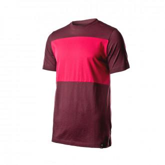 Camiseta Nike SL Roma Crest 2019-2020 Deep burgundy