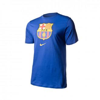 Camiseta Nike FC Barcelona Evergreen 2019-2020 Deep royal blue