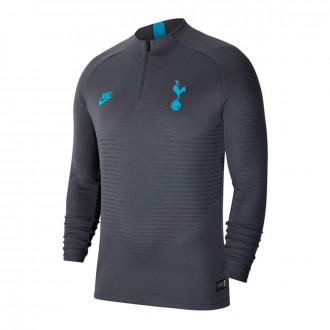 Maillot Nike Tottenham Hotspur Vapornkit Dril 2019-2020 Flint grey-Blue fury