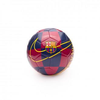 Balón Nike Mini FC Barcelona 2019-2020 Deep royal blue-University gold