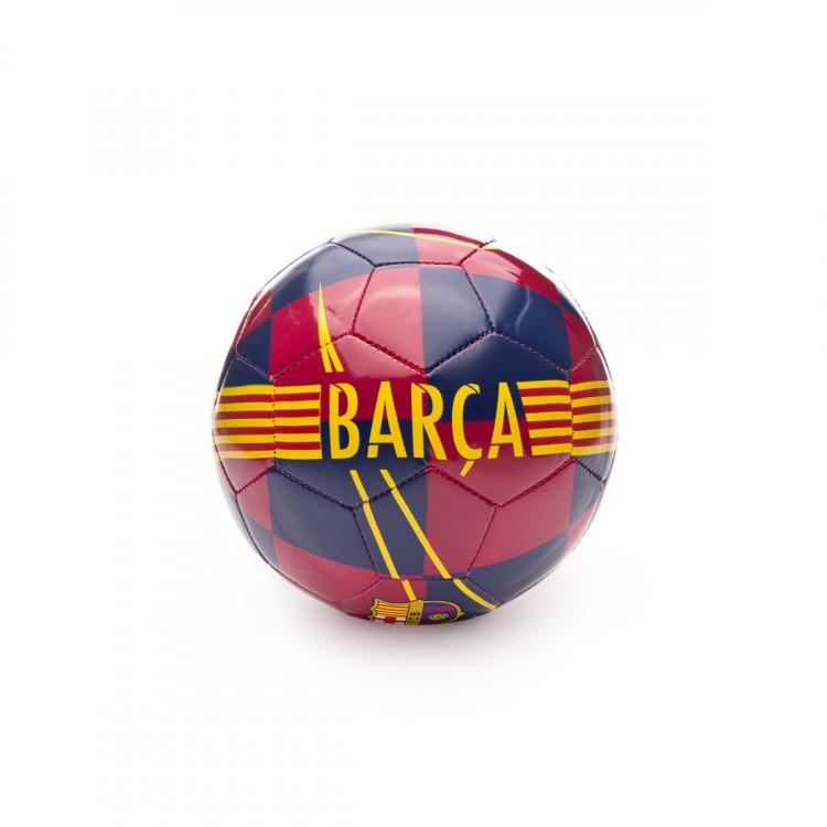 2019-2020 royal Ballon Barcelona blue FC Mini Deep Nike