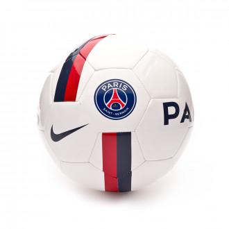 Balón Nike Paris Saint-Germain Sports 2019-2020 White-University red-Midnight navy