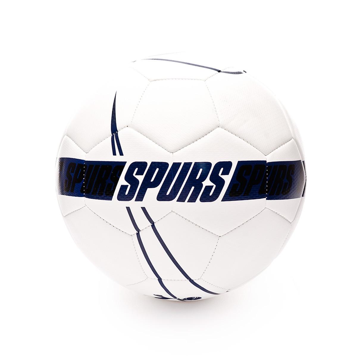 the best attitude 0fd73 94d23 Balón Tottenham Hotspur Prestige 2019-2020 White-Black-Binary blue