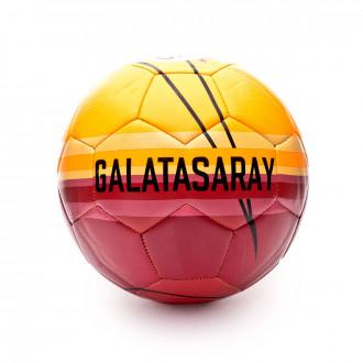 Balón Nike Galatasaray SK Prestige 2019-2020 Vivid orange-Pepper red-Black