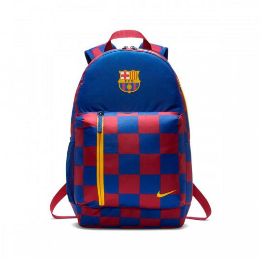 64ddecb9061c Backpack Nike FC Barcelona Stadium 2019-2020 Deep royal blue-Noble  red-Varsity maize