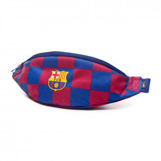 Saco Nike Riñonera FC Barcelona Heritage Hip 2019-2020 Deep royal blue-Loyal blue-White