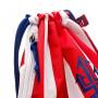 Bolsa Gym Sack Atletico de Madrid 2019-2020 White-Sport red-Deep royal blue